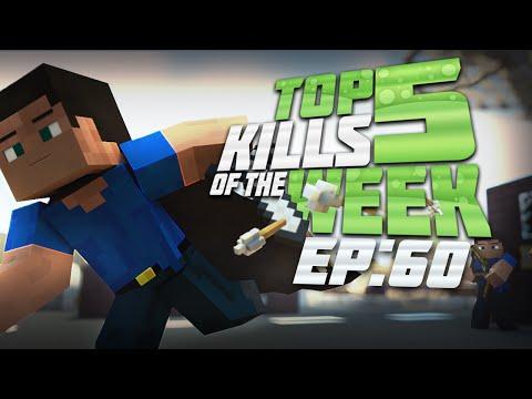 Minecraft | Top 5 Kills of ALL TIME!! (Minecraft Videos)