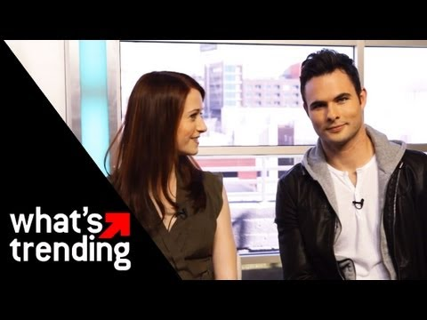 Lizzie Bennet What If's w/ Ashley Clements & Daniel Gordh