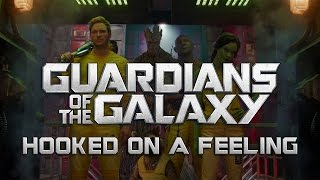 download lagu Guardians Of The Galaxy - Hooked On A Feeling gratis