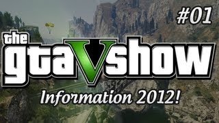 GTA V Information Article (January 13, 2012) - Grand Theft Auto V