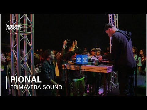 Pional Boiler Room x adidas Originals DJ Set at Primavera Sound