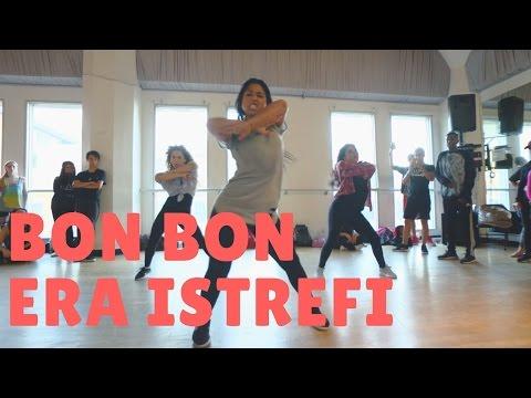 BonBon by @Strefie  @DanaAlexaNY Jazz Funk Choreography