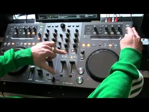 Pioneer DDJ-T1 Video 4