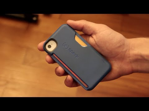 Review: Smartflex Card Case for iPhone 4S Music Videos