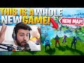 Fortnite Is Now A NEW Game! First Win + Battlepass Reaction! (Fortnite Chapter 2 Gameplay)