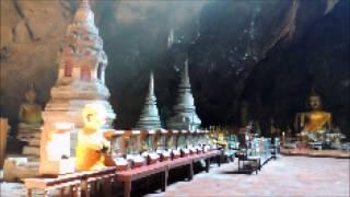 Tham Khao Luang Cave, Phetchaburi Thailand