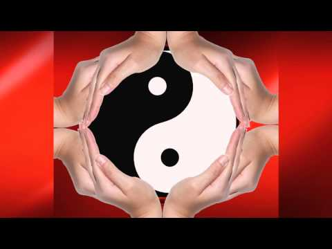 Yin and Yang 4 Hands - Royalty Free Massage Therapy Video #96
