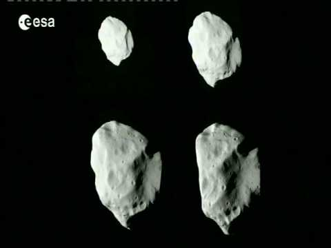 Asteroid Lutetia Revealed by Rosetta:1of2
