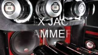 Mtx jack hammer vİdeo subwoofer bass test     !!!