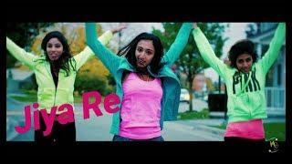 Jiya Re | Jab Tak Hai Jaan | Sharukh Khan | Anuskha Sharma | Katrina Kaif @itsnatashab Choreography