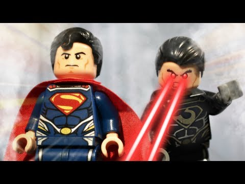 LEGO DC Universe : Man of Steel -