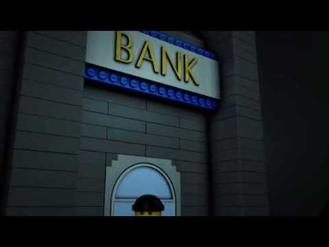 Lego Batman The Animated Series Opening video