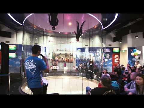 Do you think Indoor Skydiving should be an Olympic sport?