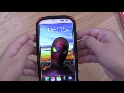 *Galaxy S3* Seidio Active Kickstand Case Review and Holster!!!