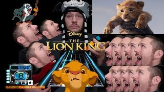 LION KING (2019) TRAILER REACTION ON...GUITAR HERO?