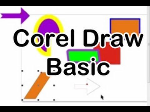Corel Draw Tipps (Grundlagen) deutsch