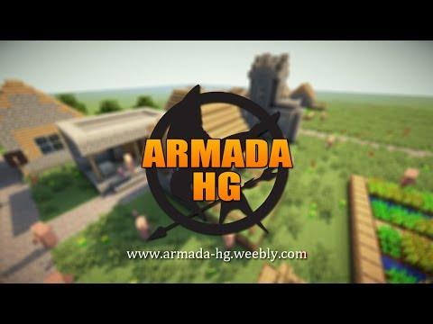 TRAILER - ArmadaHG - SERVIDOR HUNGER GAMES 1.7