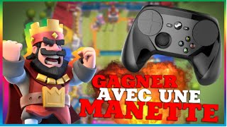 CLASH ROYALE A LA MANETTE
