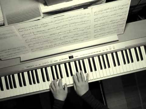 Mariah Carey - Hero (piano) : マライア・キャリー/ヒーロー video
