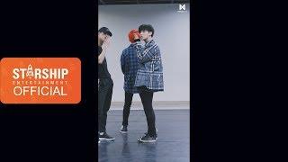 [I.M][Dance Practice] 몬스타엑스 (MONSTA X) - 'JEALOUSY' Vertical