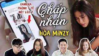 Schannel REACTION: CHẤP NHẬN (RỜI BỎ 2) - HÒA MINZY | MV siêu hot vời 3 triệu views sau 24h !