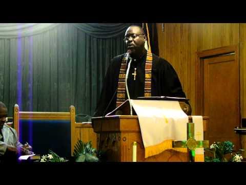 Pastor Robert Phillips