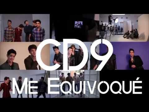 CD9 - Me Equivoque (Letra)