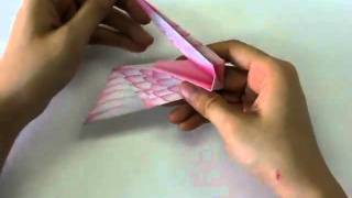 How To Make - Origami Swan.avi