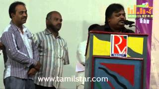 PRO Union's Condolence Meet For MS Viswanathan And Ibrahim Rowther Part 2