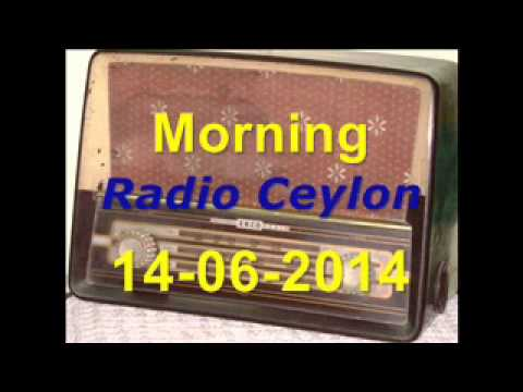 Radio Ceylon 14-06-2014~Saturday Morning~02 Purani Filmon Ka...
