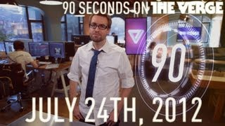 Apple and Netflix earnings, Sally Ride, and more - 90 Seconds on The Verge_ Tuesday, July 24, 2012