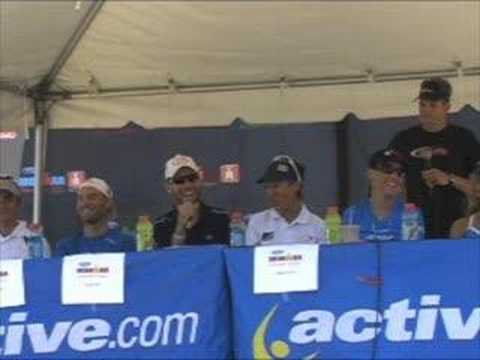 Ironman Arizona Professional Press Conference 3