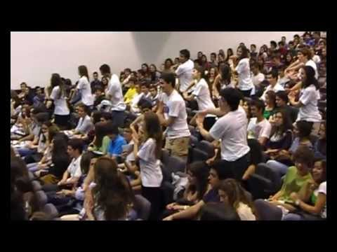 flashmob @ Nova SBE - Open Day 2012