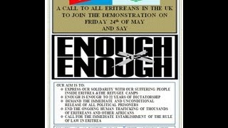 Enough is enough of human trafficking of Eritreans
