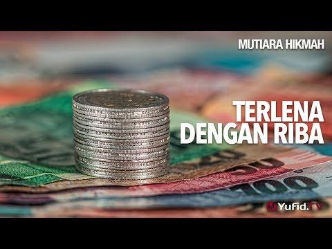 Terlena Dengan Riba - Ustadz DR Sofyan Fuad Baswedan, MA