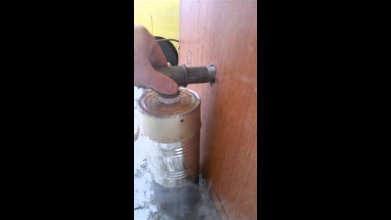 Дымогенератор своими руками ютуб 695
