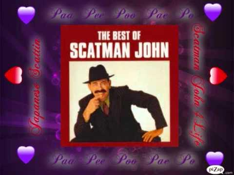 Scatman John - Paa Pee Poo Pae Po Lyrics
