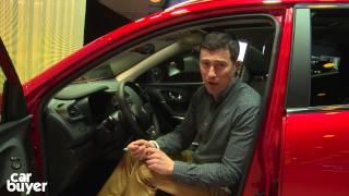 Renault Kadjar - Carbuyer at the Geneva Motor Show