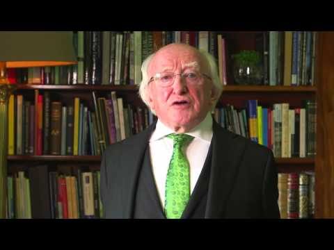 St. Patrick's Day Address 2016 - President Michael D. Higgins