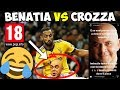 """""""TESTA di CAZ*O, vieni a VINOVO!"""" Benatia VS Crozza: and the WINNER is..!!! 😂 MP3"""