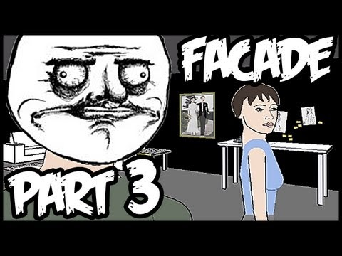 [Funny] FACADE - NO LOVE FOR LESBIANS?! - Part 3