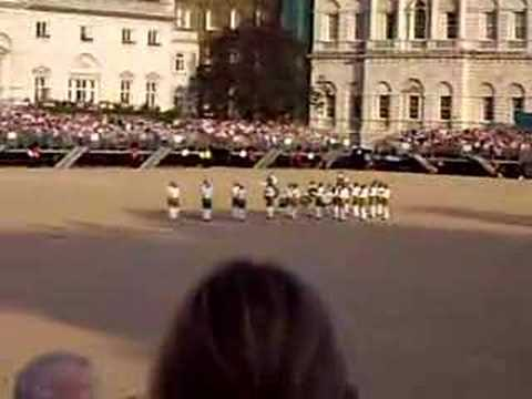 Regimen Askar Melayu di Raja - Beating Retreat, London