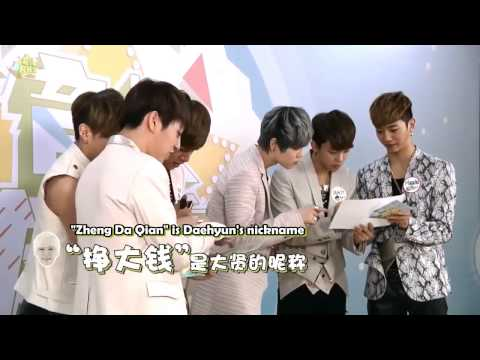 [ENG SUB]130506 BAP Yin Yue Tai Interview: 1/2