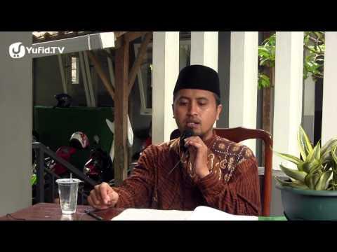 Kajian Akidah Islam: Syarat-syarat La Ilaaha Illallah Bagian 3 - Ustadz Abdullah Zaen, MA
