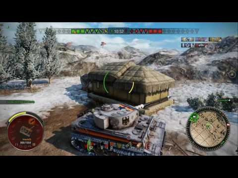 World of Tanks: Special Tiger 1 Test (PS4/1080p)