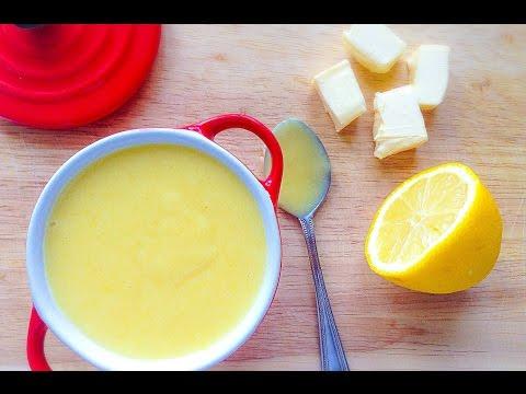 Лимонный курд / Lemon Curd