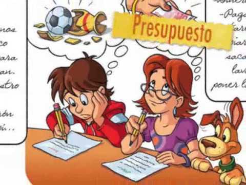 Mi primer libro de economía. Editorial Everest. María Jesús Soto