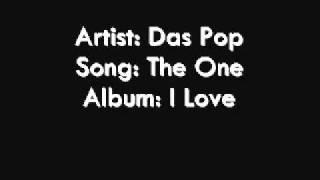 Watch Das Pop The One video