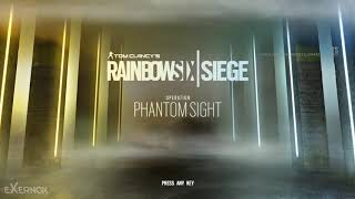 Tom Clancy's Rainbow Six Siege Operation Phantom Sight Theme