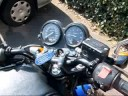 watch Cb500 With Fuel Exhaust video